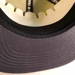 Nike Accessories - Nike True Youth Cap Sz 4-7 Kids Hat Volt Yel Gry